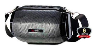 UBON SP-43 Light Up Wireless Speaker