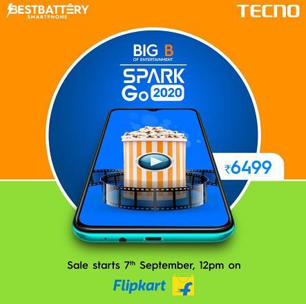 TECNO-SPARK-Go-2020