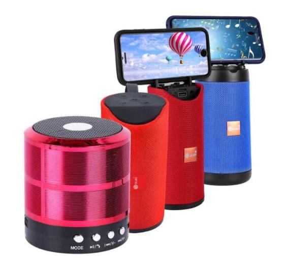 Bluei Bluetooth Speakers