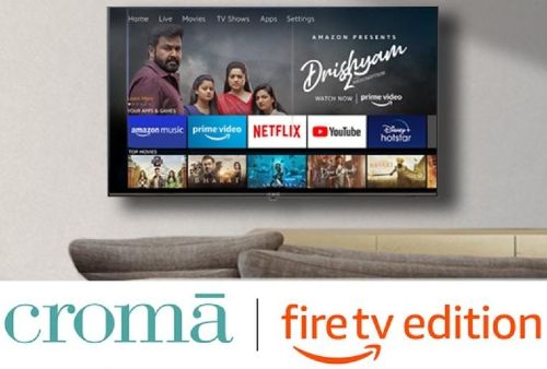 Croma Fire TV Edition Smart LED TVs