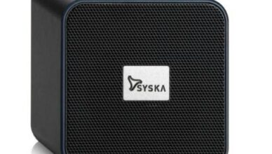 Syska-BT4070X-Powerful-Bass-Wireless-Speaker