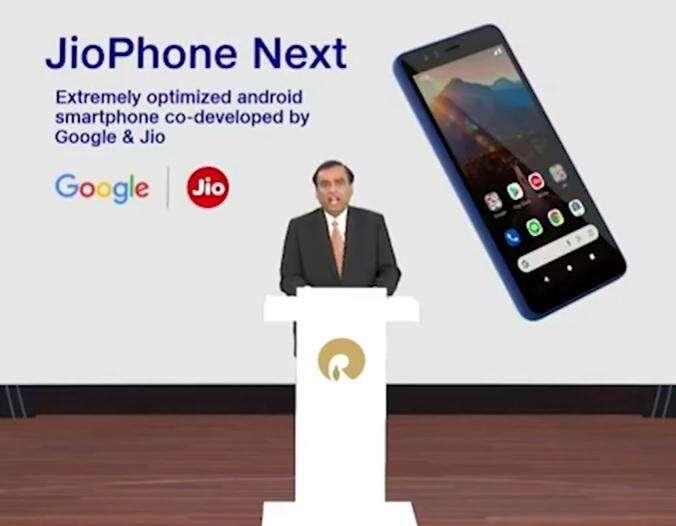 JioPhone-Next